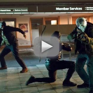 Arrow Episode Promo: A Royal Flush
