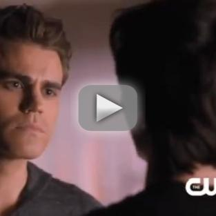 Vampire Diaries Sneak Peek: The Best Day of Damon's Life?