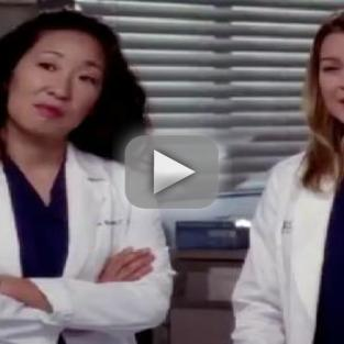 Grey's Anatomy Promos: Ring the Bell, School's in Session!