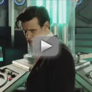 Doctor Who Trailer: She's Impossible!