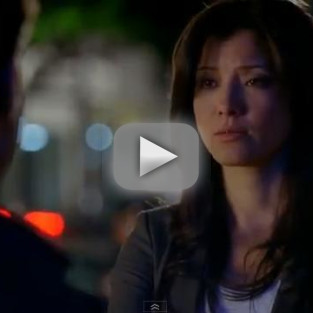 Kelly Hu Speaks on Castle Romance, Receiving Hate Mail and Guarding Bodies