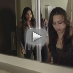 Pretty Little Liars Peeks: Trouble with Toby