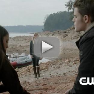 The Vampire Diaries Sneak Peek: Friends... Not Forever?