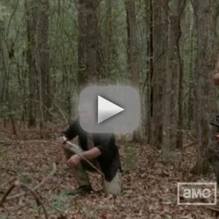 The Walking Dead Sneak Peeks: He's Coming...