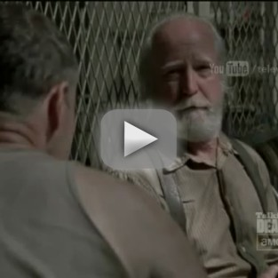 The Walking Dead Clips: A Question of Leadership