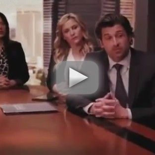 Grey's Anatomy Sneak Peeks: Making a Pitch