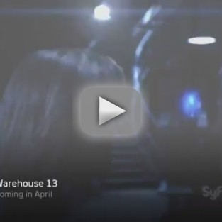 Warehouse 13 Return Date, New Time Slot Announced