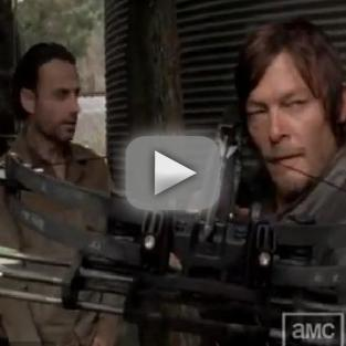 The Walking Dead Sneak Peeks: Greetings, Governor