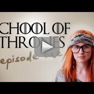 School of Thrones: Like Game of Thrones, Only in High School!
