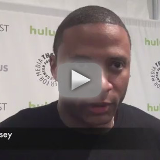 "David Ramsey Previews Diggle's ""Blood Quest"" on Arrow"