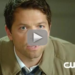 Supernatural Sneak Peek: Trusting Castiel?