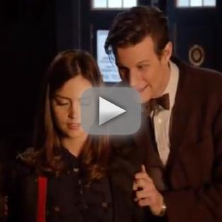 Doctor Who Return Promo: Are You Ready?