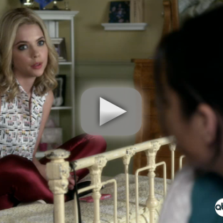 Pretty Little Liars Sneak Peeks: Where is Red Coat?