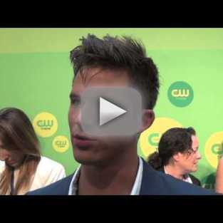 Matt Lanter Says Goodbye to 90210, Hello to Star-Crossed