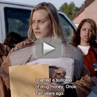 Orange is the New Black: First Trailer!
