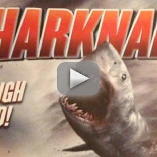 Sharknado Trailer: Sharks! Tornadoes! Coming to Syfy!