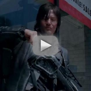 The Walking Dead Season 4 Trailer and Premiere Date: Revealed!