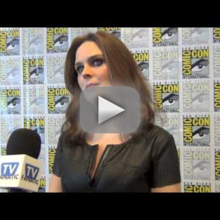 "Emily Deschanel Talks ""Long Road"" to Marriage, Very ""Sad"" Brennan on Bones Season 9"