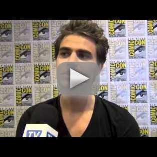 Paul Wesley Embraces the Dark Side, Looks Forward to The Vampire Diaries Season 5