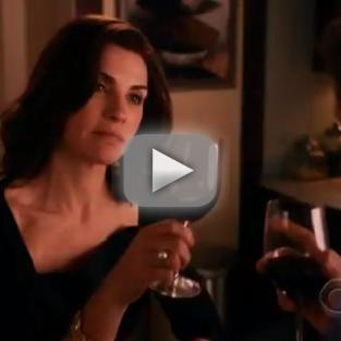 The Good Wife Season 5 Promo: Controversy and Temptation