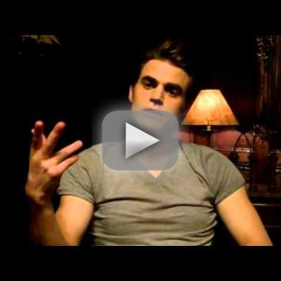 Vampire Diaries Set Scoop: Paul Wesley on A Salvatore Power Shift, A Starving Stefan and More!