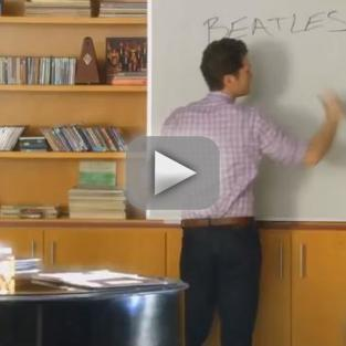 Glee Sneak Peek: The Beatles?!?