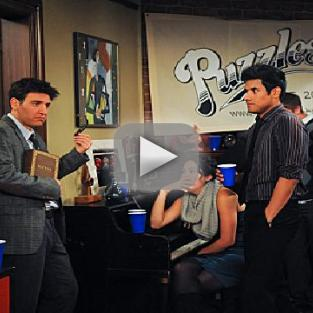 How I Met Your Mother to Ring in 2012 with Slaps, Puzzles