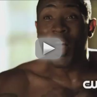 Men of The CW: At Work, Shirtless!