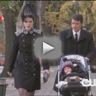 New Gossip Girl Clips: Georgina Vows Revenge!