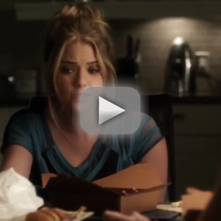 SIX Pretty Little Liars Clips: All About Hanna