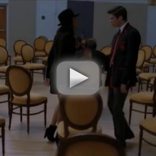 Glee Sneak Peek: Hit By a Smooth Criminal!