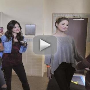 "Pretty Little Liars First Looks: ""The Naked Truth"""