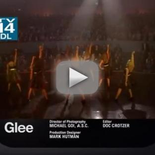 Glee Winter Finale Preview: Regionals and Wedding Bells