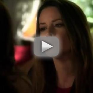 Pretty Little Liars Clips: Fathers, Daughters and Detectives
