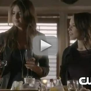 The Secret Circle Sneak Peek: Getting Lucky?