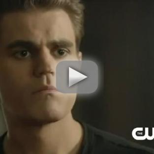 The Vampire Diaries First Look: Hope for Alaric?