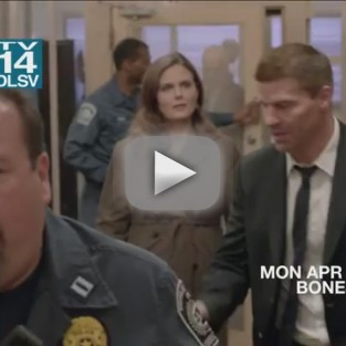 New Bones Return Promo: She's in Labor!
