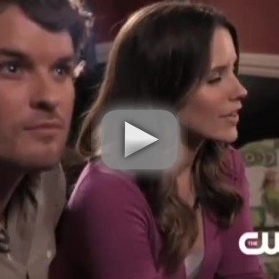 One Tree Hill Finale Clip: A Walk Down Peyton Lane