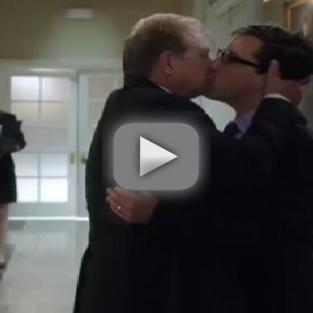 Scandal Sneak Peeks: A Kiss and A Kiss Off