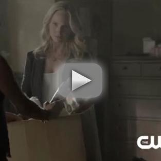 The Vampire Diaries Clip: No Sex for Tyler!