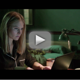 Veronica Mars Movie Sneak Peek: Inside the Love Triangle