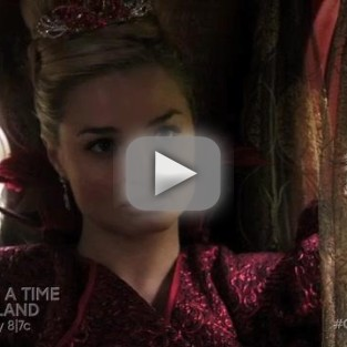 Once Upon a Time in Wonderland Exclusive Clip: Alice & Red Queen Road Trip?