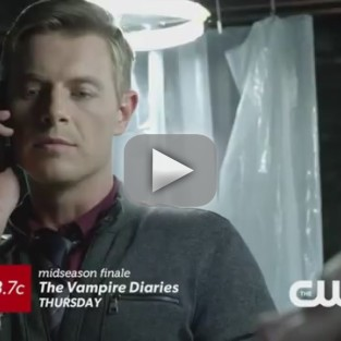 The Vampire Diaries Mid-Season Finale Promo: Hero Stefan Returns