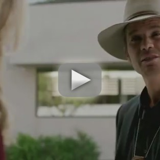 Justified Trailer: Getting Down to Business