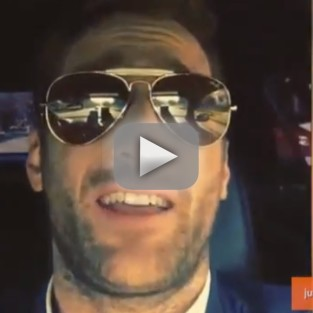 Juan Pablo Lip-Syncs to One Direction: Watch, Swoon Now!