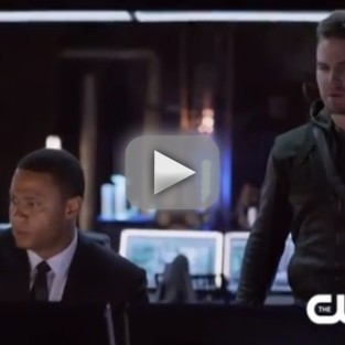 Arrow Sneak Peek: Spooked by Shrapnel