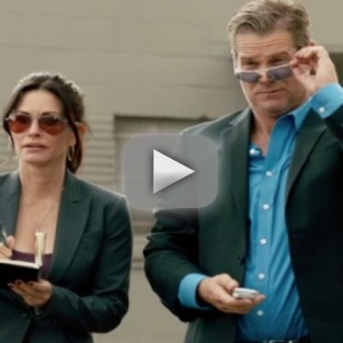 Cougar Town Sneak Peek: On the Case!