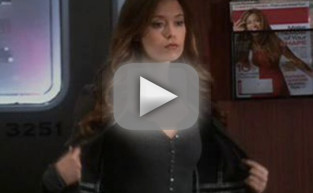 Summer Glau on The Big Bang Theory
