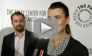 Cote de Pablo Interview