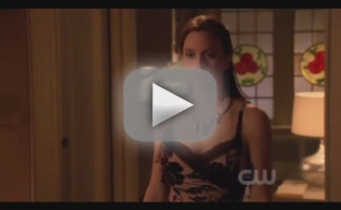 Gossip Girl - Dan and Blair Kiss